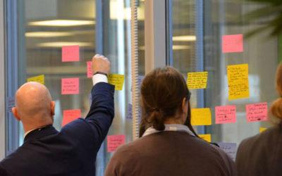 Bra workshoppar på Innovationsdagen