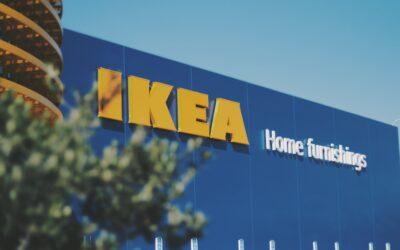 IKEA hyr ut möbler i Sverige