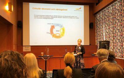 Cirkulär ekonomi för ett konkurrenskraftigt och hållbart näringsliv i Sverige