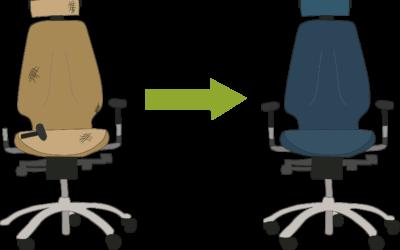 Vill vi använda återbrukade möbler?