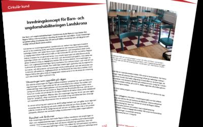 Att inreda hållbart: erfarenheter från Region Skåne