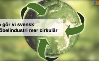 Se TMF:s panelsamtal om cirkularitet i möbelindustrin