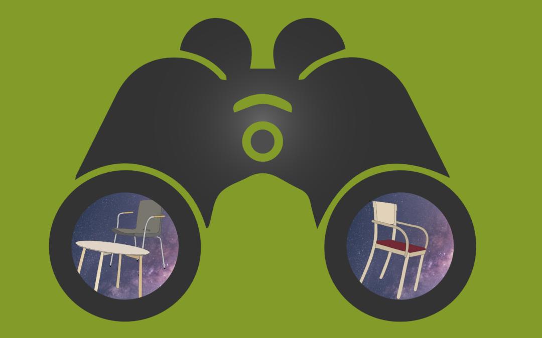 Framtidsscenarier för cirkulära möbelflöden